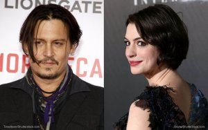 'Alice Through the Looking Glass' Movie: Johnny Depp Net Worth vs. Anne Hathaway Net Worth and More
