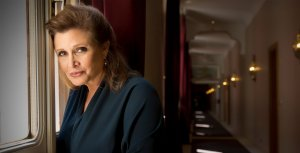 A Look at Carrie Fisher's Fortune on Her 60th Birthday